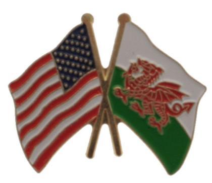 Wholesale Pack of 3 USA American Bulgaria Friendship Flag Hat Cap lapel Pin