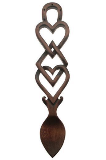 Welsh Lovespoon Pc77 Love Spoon 163 36 40 Welsh Gifts